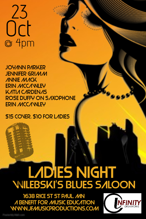 Ladies Night – Oct. 23rd 2016