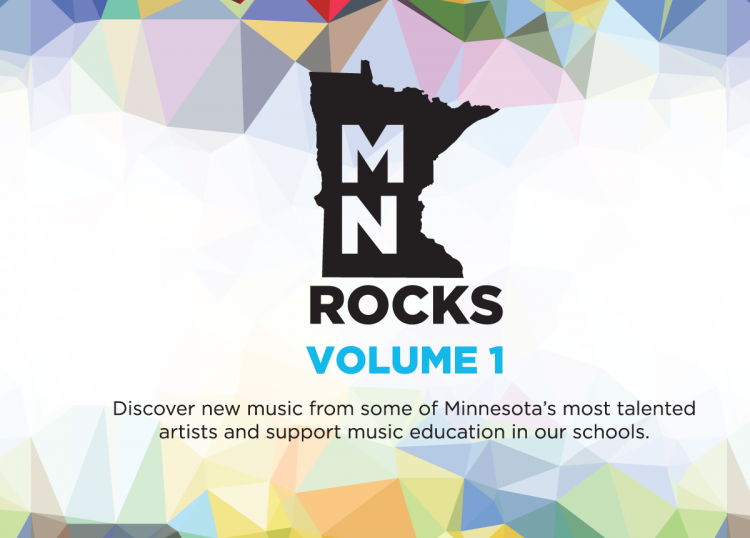 MN Rocks: Volume 1 Release Party